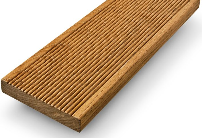 Decking in legno duro ( teak, iroko... )
