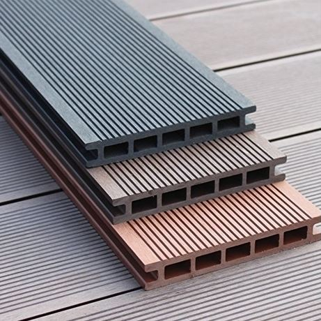 Decking in WPC
