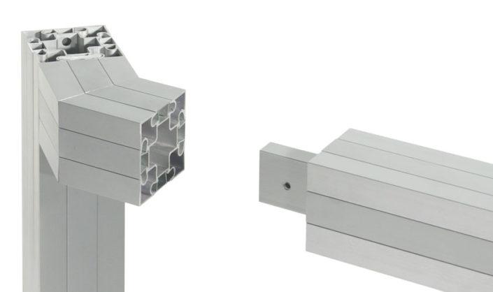 Connessione a 45°