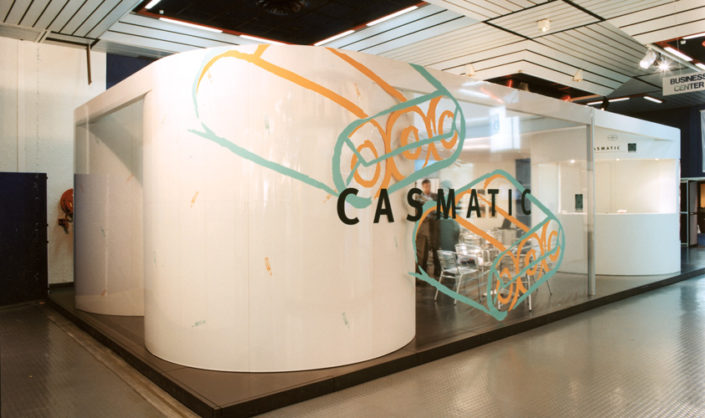 "Stand ""Casmatic"" @ TissueWorld"