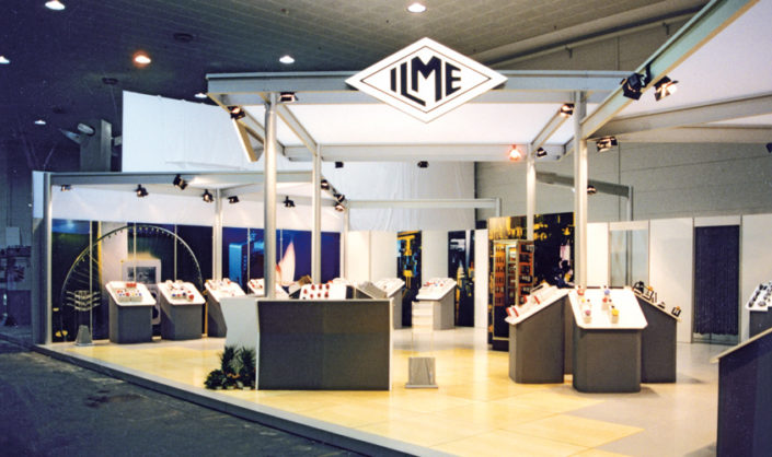 "Stand ""Ilme"" in Hannover"