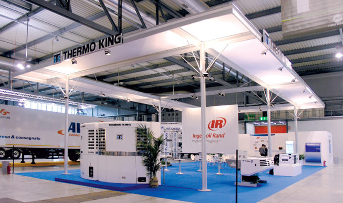 "Stand ""Thermo King"""