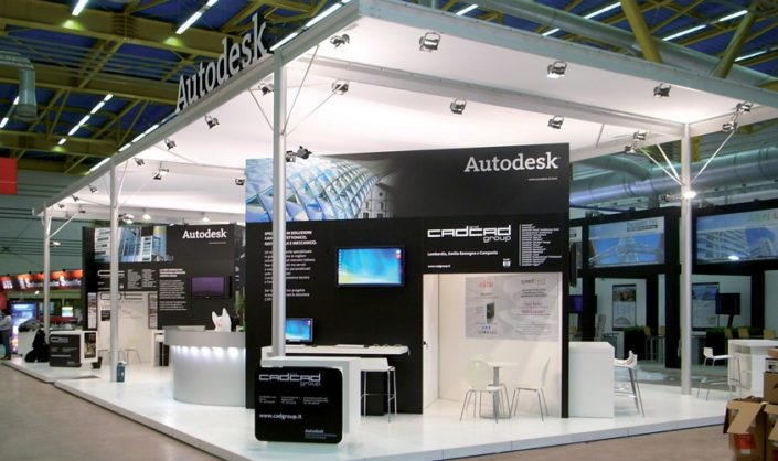 "Stand ""Autodesk"" @ Saie"