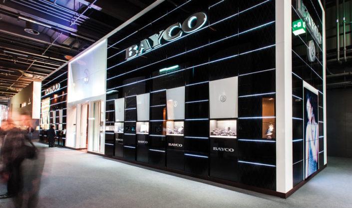 """Soppalco """"Bayco"""" @ Basel World, Basilea."""