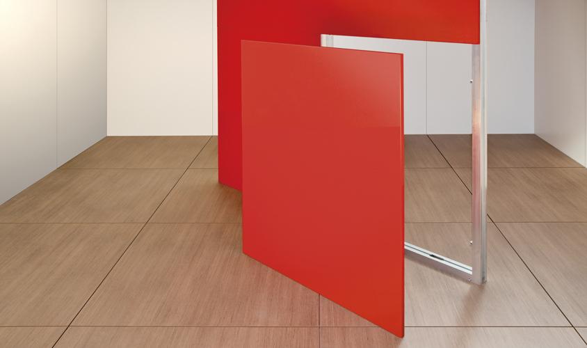 Sistema modulare per pareti a telai